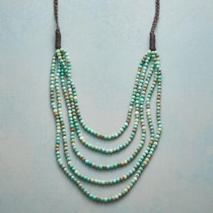 BEADS OF BOUNTY NECKLACE
