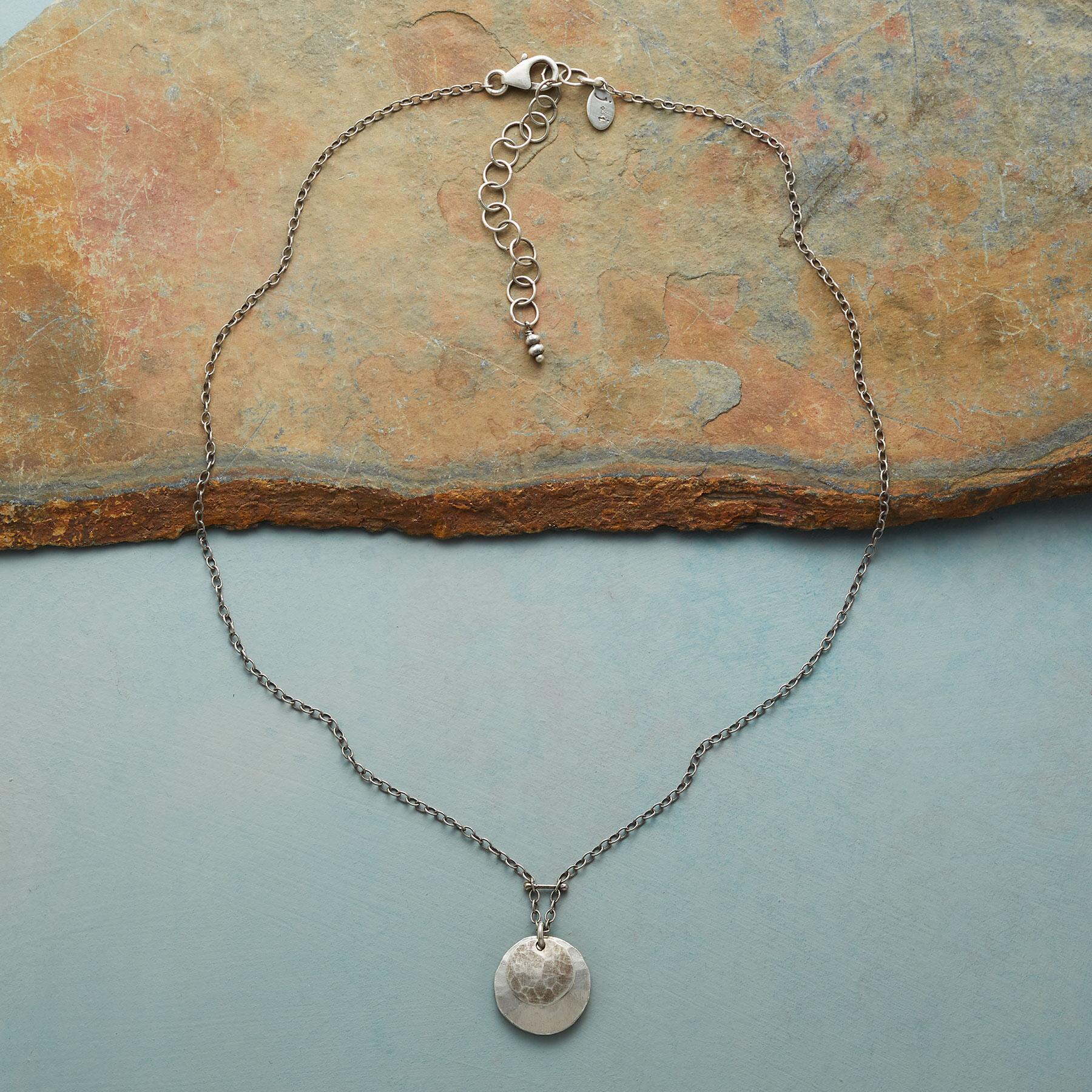 MOON DUO NECKLACE: View 2