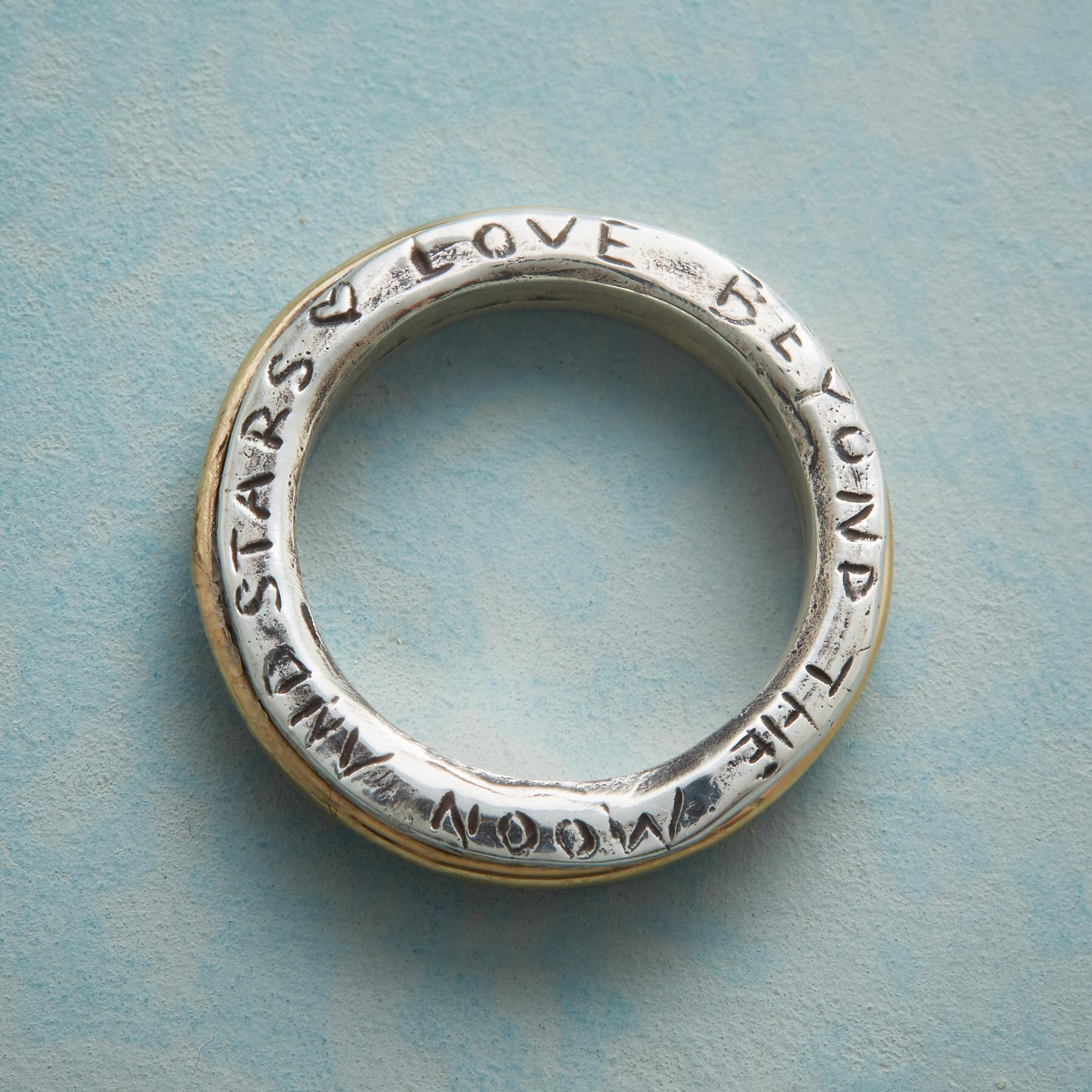 EMBRACEABLE YOU RING: View 2