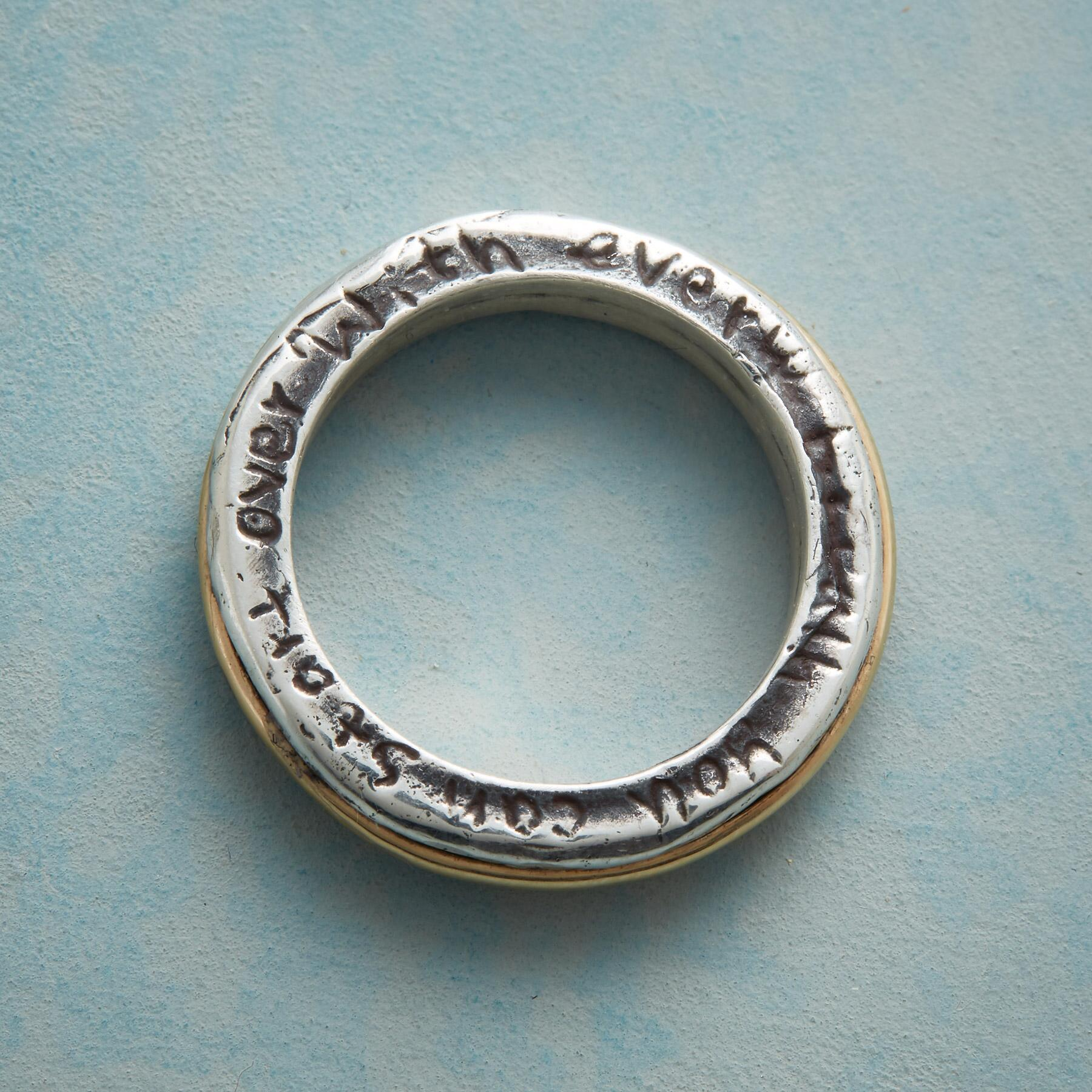 EMBRACEABLE YOU RING: View 3