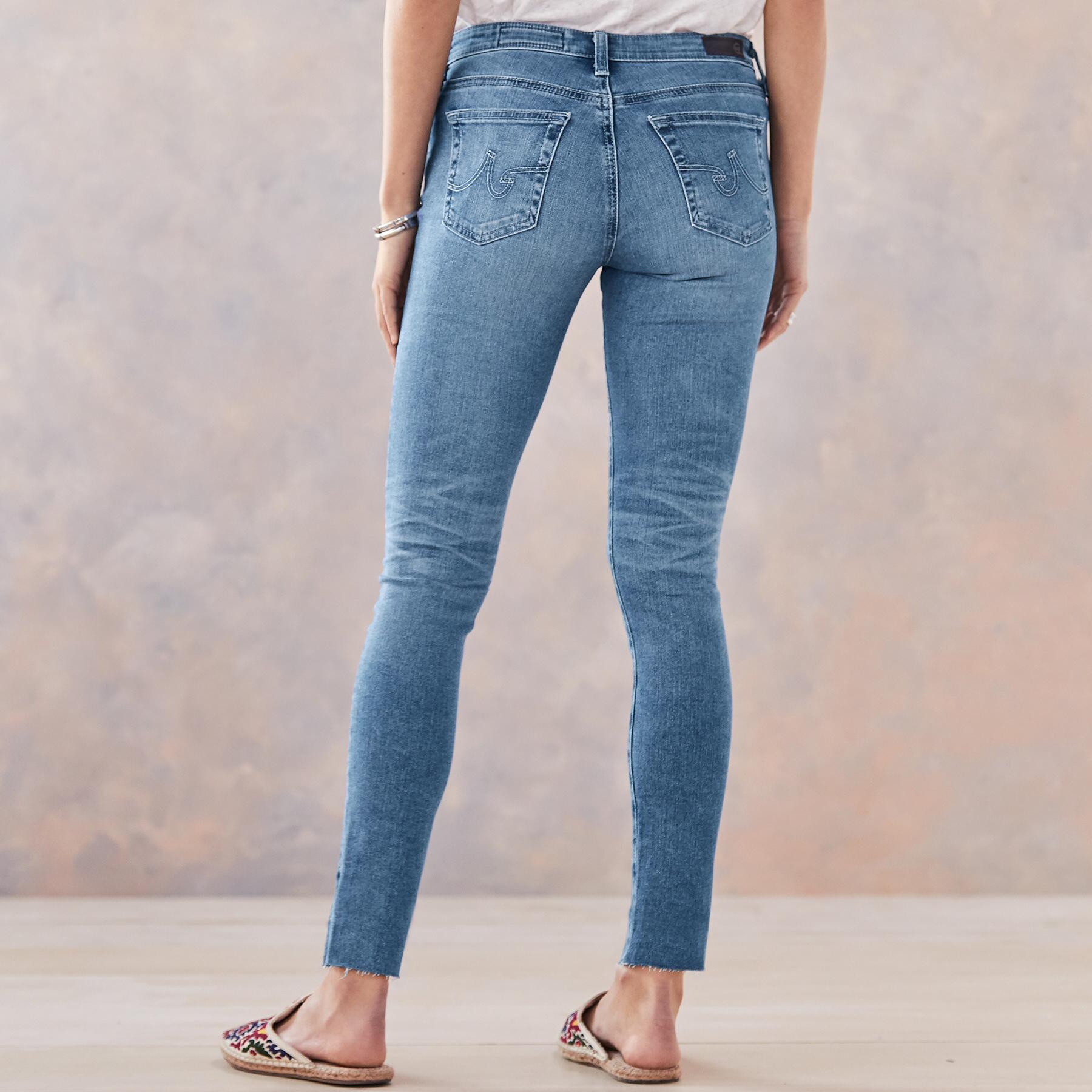THE LEGGING ANKLE JEANS: View 2