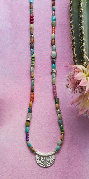 ENAMORED PATH NECKLACE