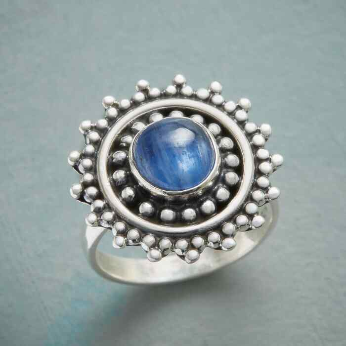 KYANITE SKY RING