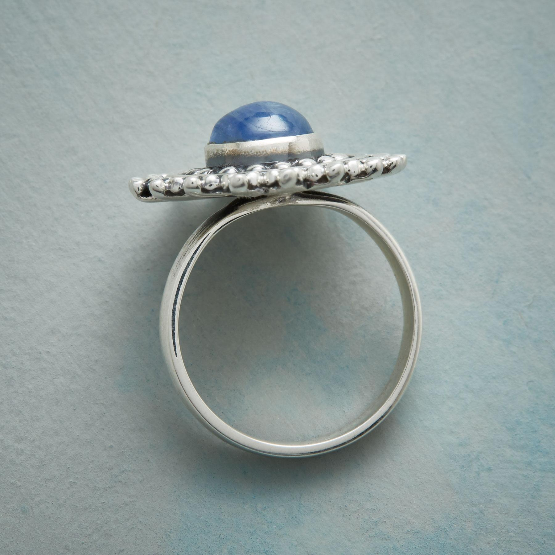 KYANITE SKY RING: View 2