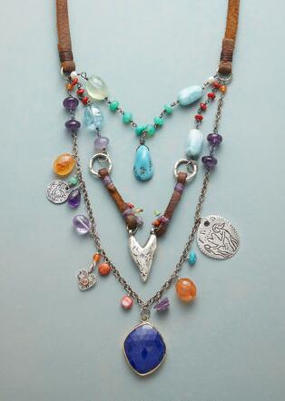 WISDOM OF LOVE NECKLACE