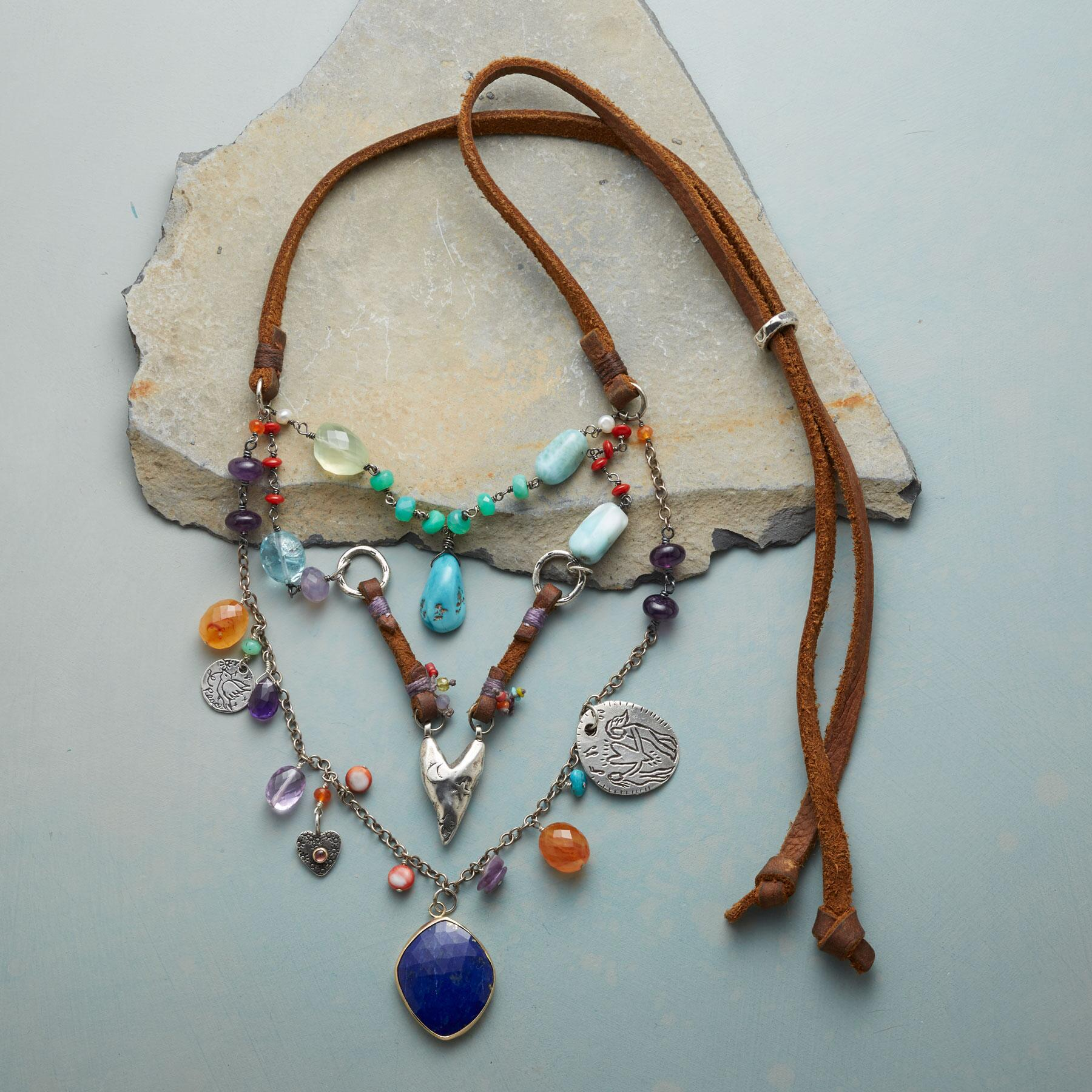 WISDOM OF LOVE NECKLACE: View 3