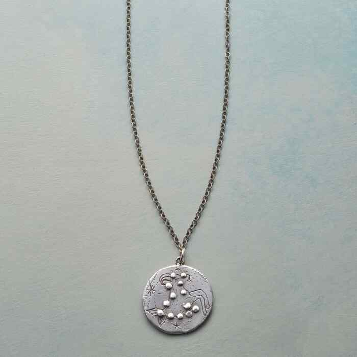 STAR SIGNS NECKLACE