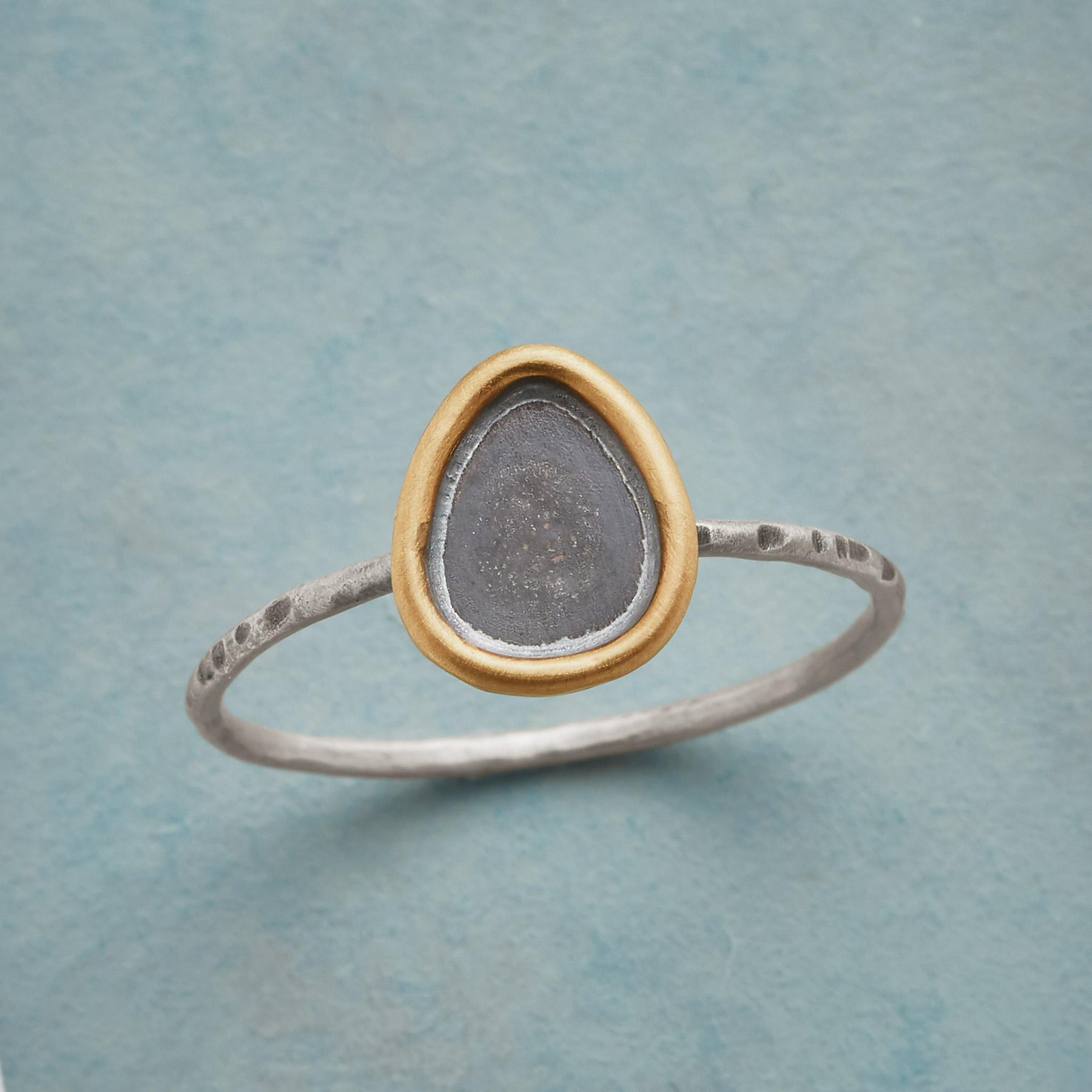 MATTE AND SHINE RING: View 1