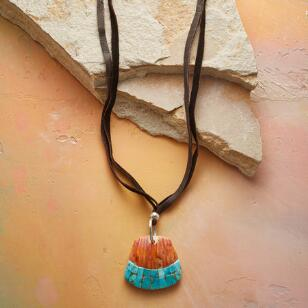 SHORELINE TURQUOISE NECKLACE