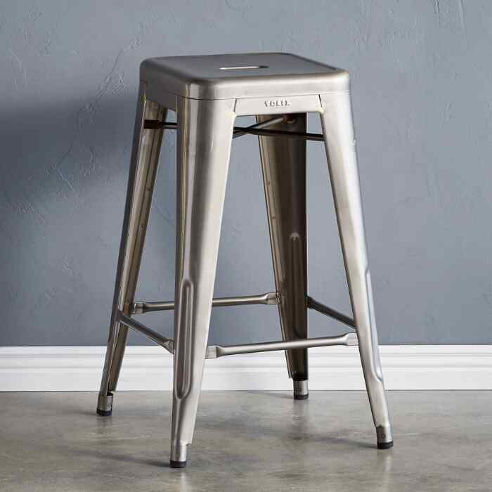 TOLIX H65 COUNTER STOOL