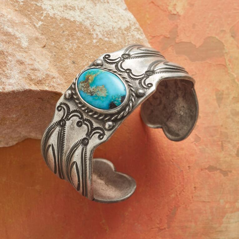 RANCHO TURQUOISE CUFF