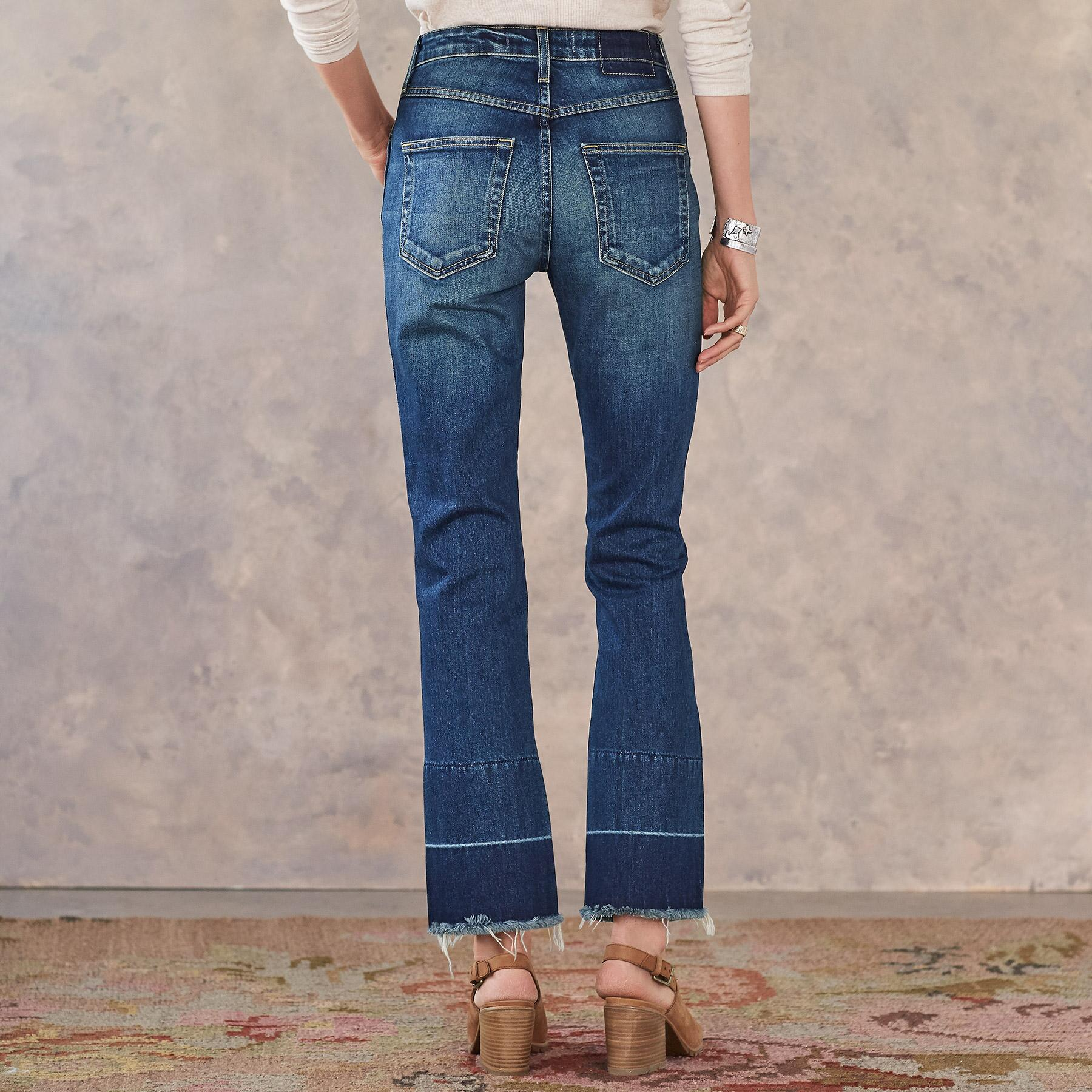 BELLA JEAN WITH RELAXED HEM: View 2