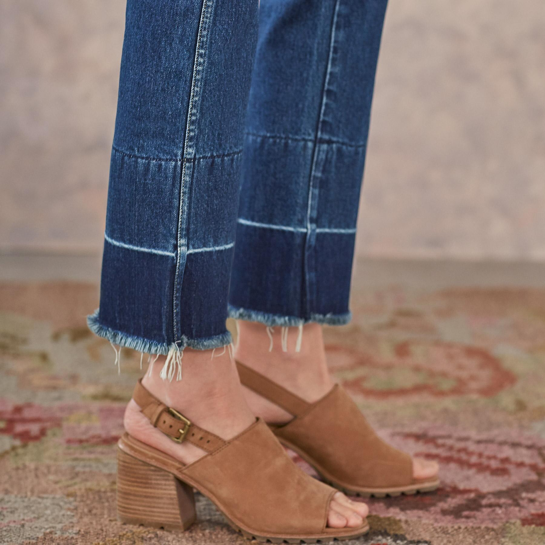BELLA JEAN WITH RELAXED HEM: View 5