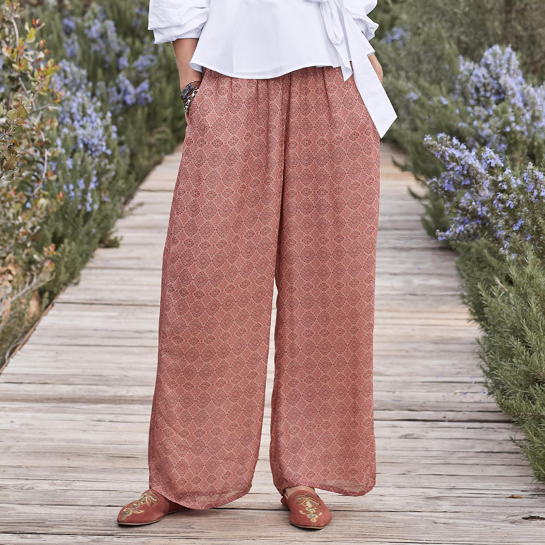 ALHAMBRA PANTS: View 1