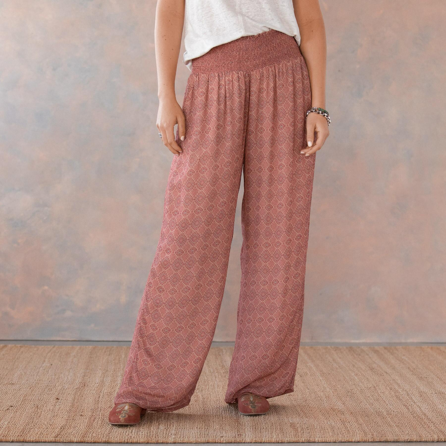 ALHAMBRA PANTS: View 2