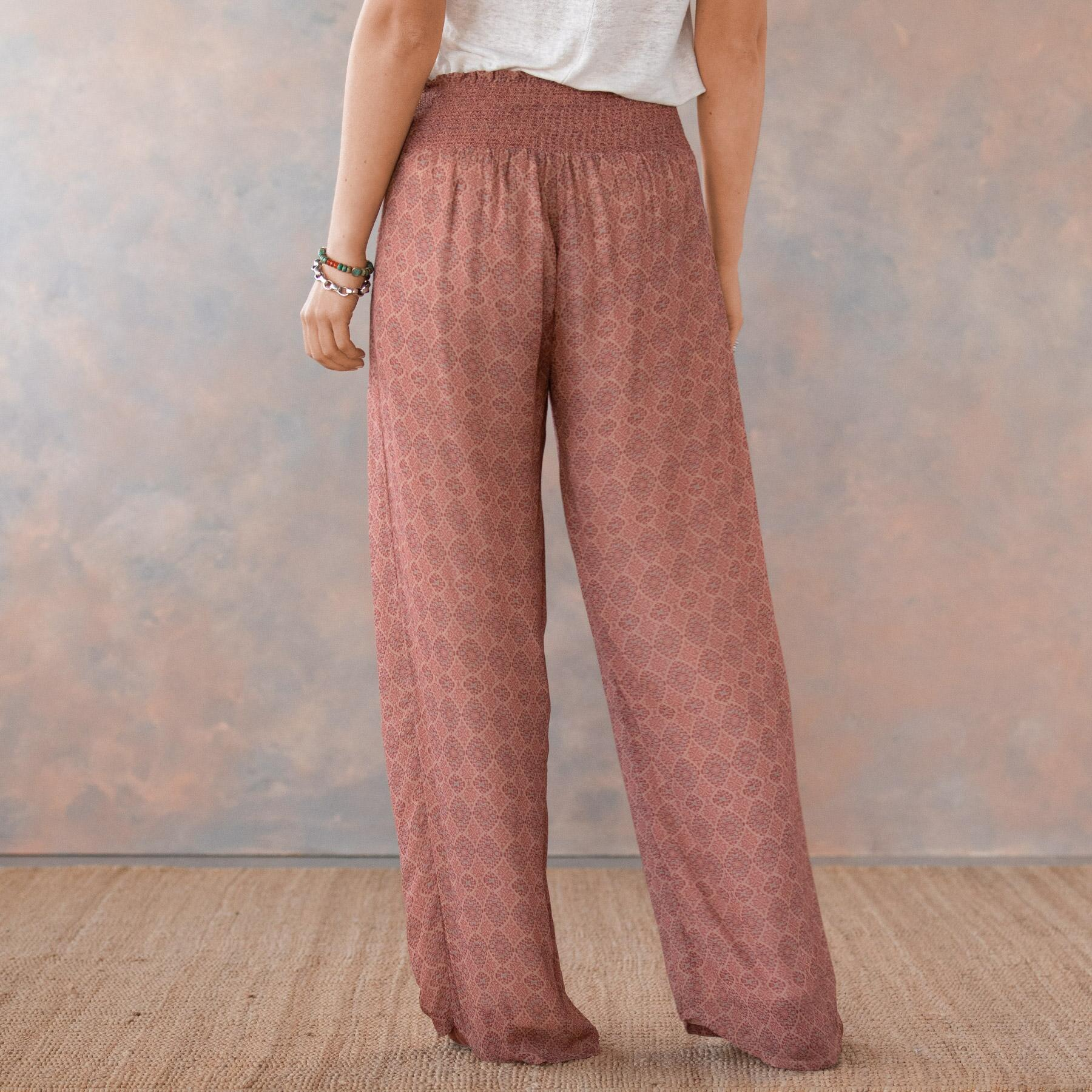 ALHAMBRA PANTS: View 3
