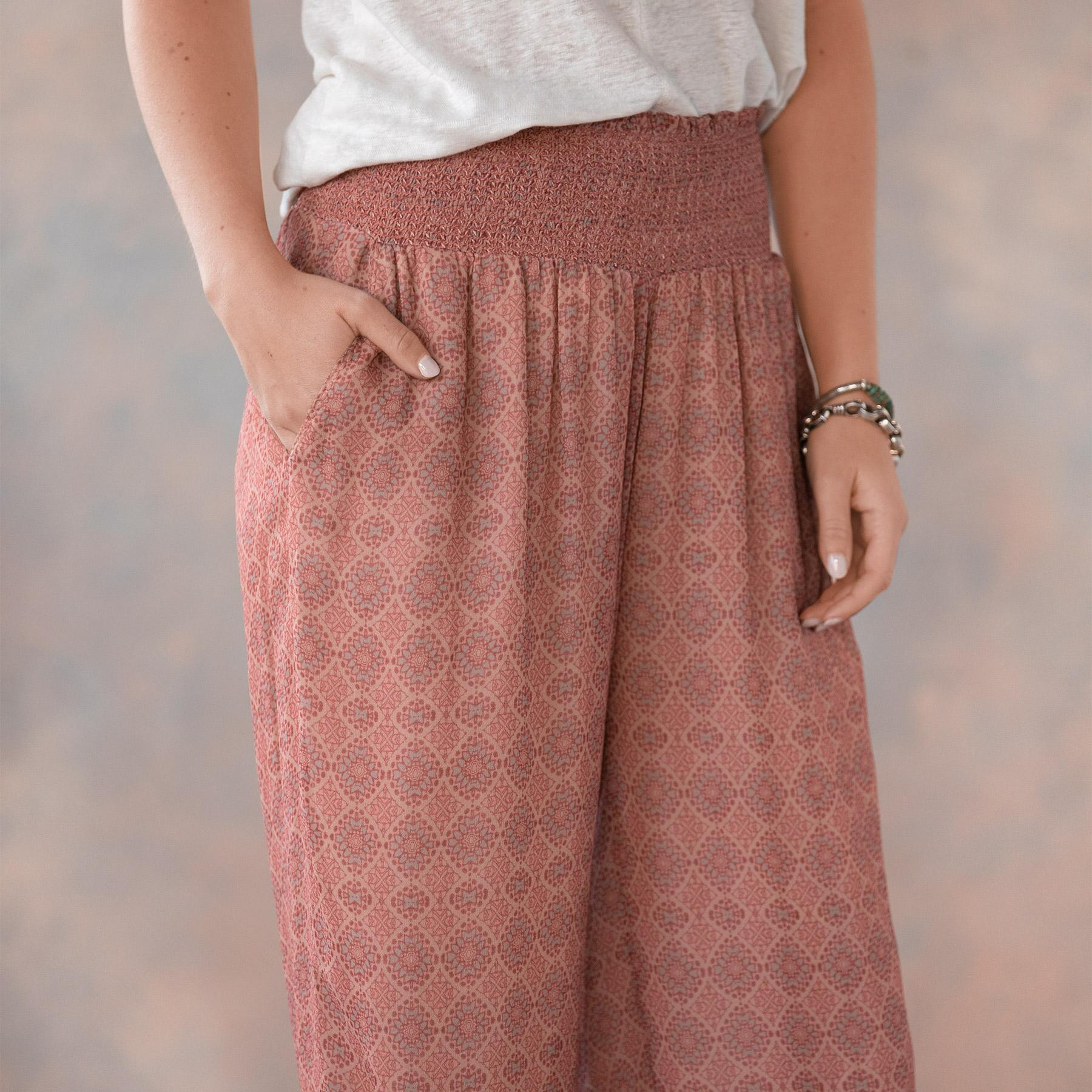 ALHAMBRA PANTS: View 4
