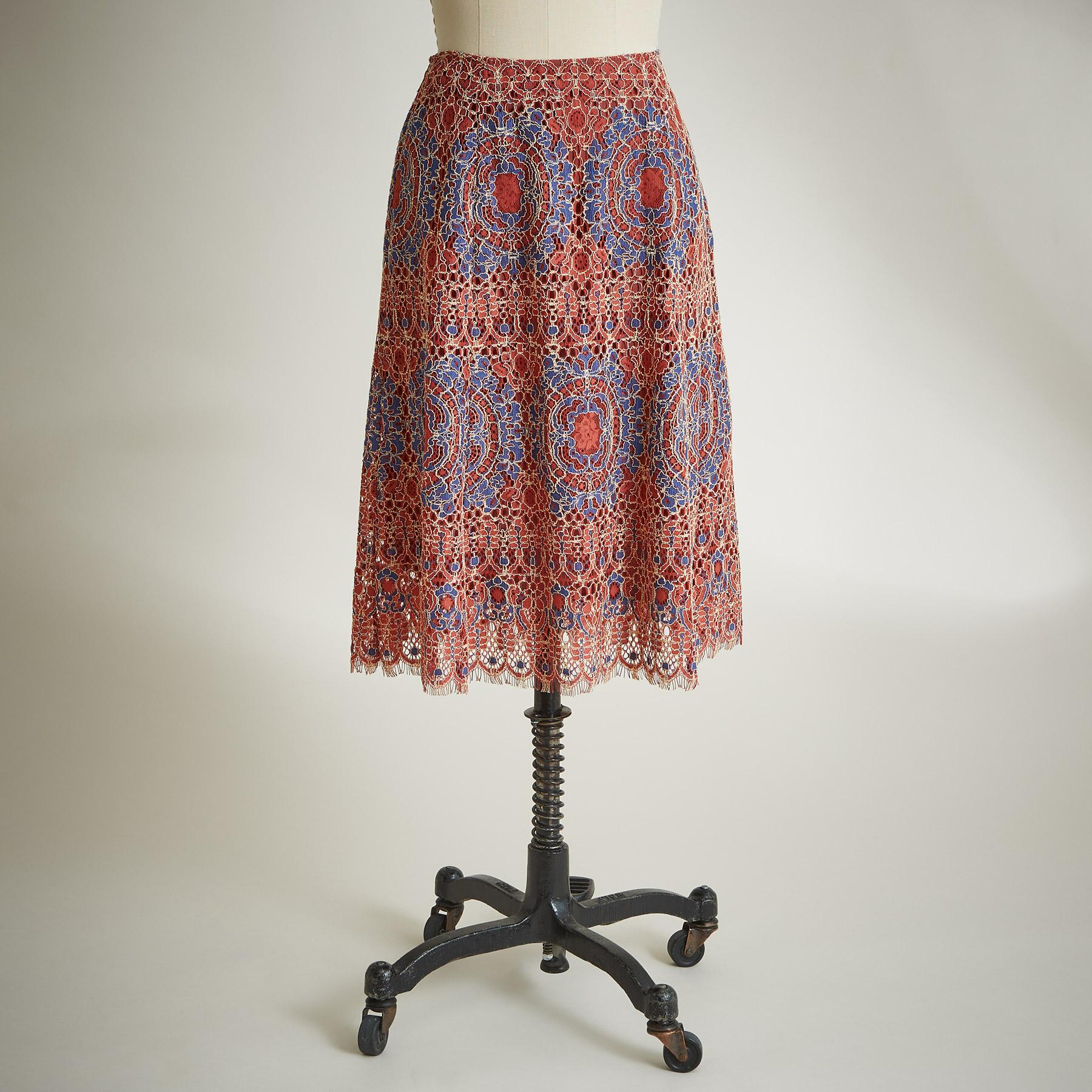 ESILA LACE SKIRT: View 2