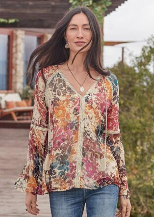 c7222f717b355b Women's Tops - Shirts & Blouses | Robert Redford's Sundance Catalog