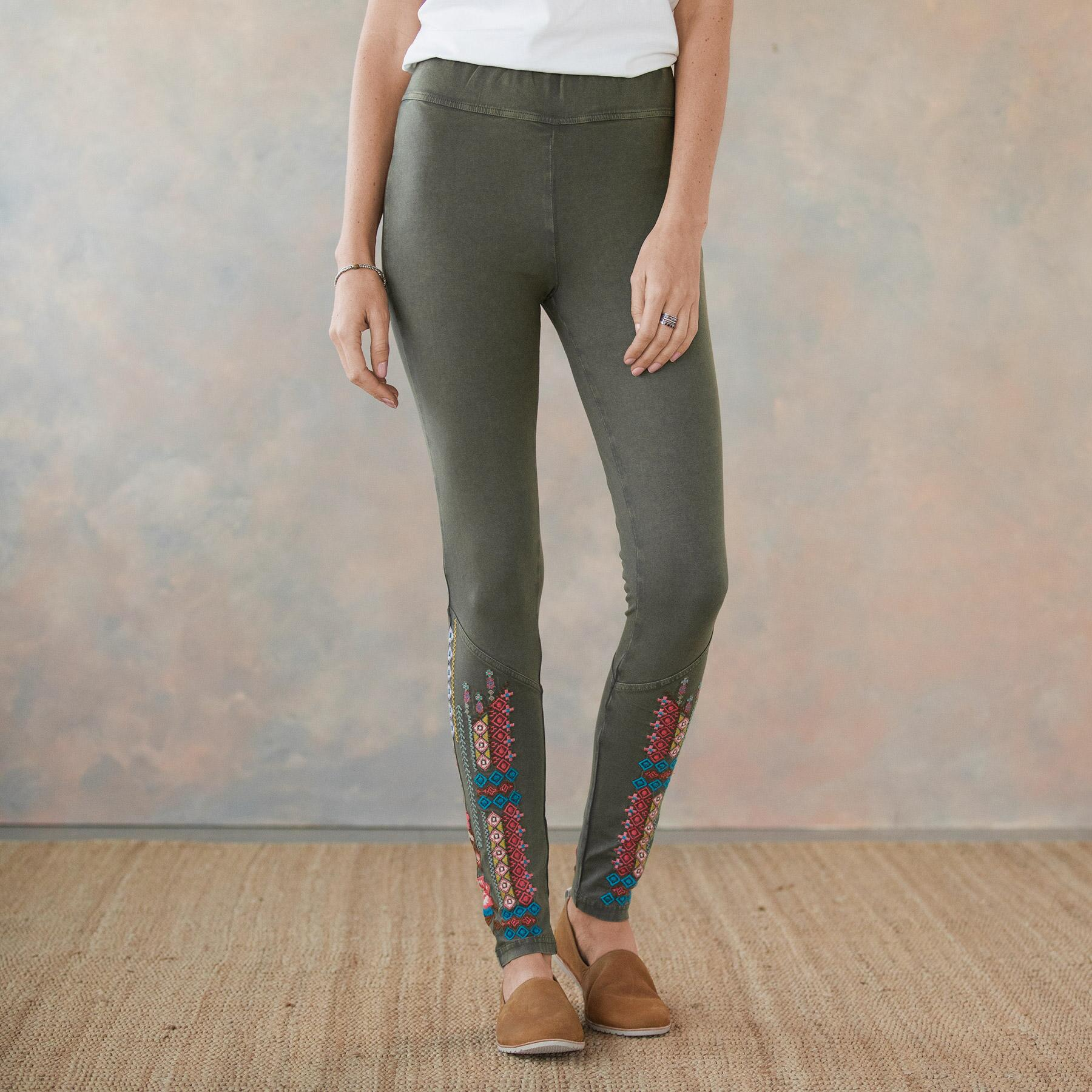 ARTIST LEGGING: View 2