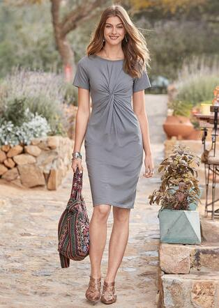 JOURNEY'S JOY DRESS - PETITES