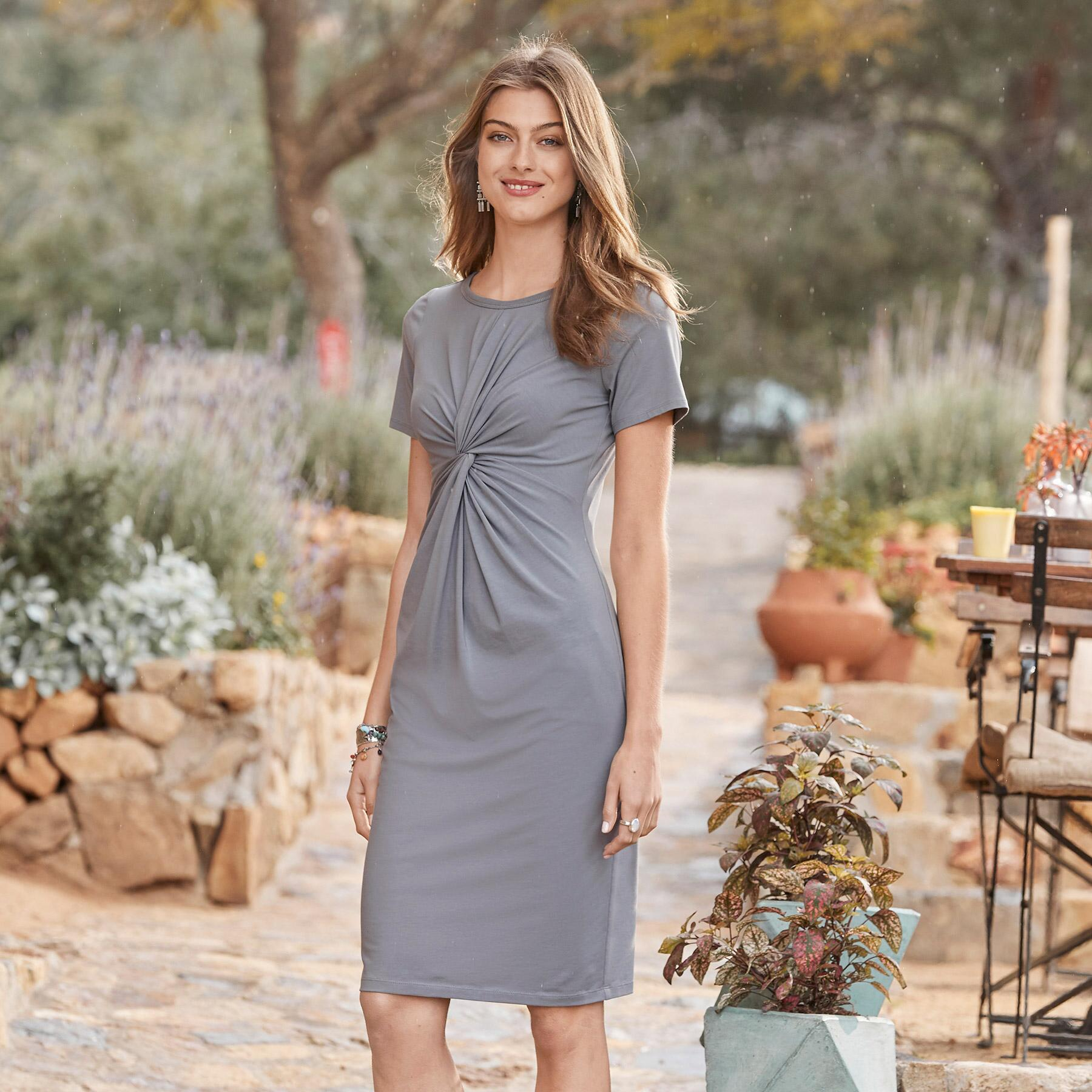 JOURNEYS JOY DRESS PETITE: View 3