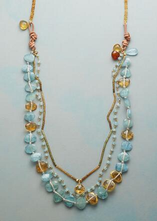 SHORELINE TREASURES NECKLACE