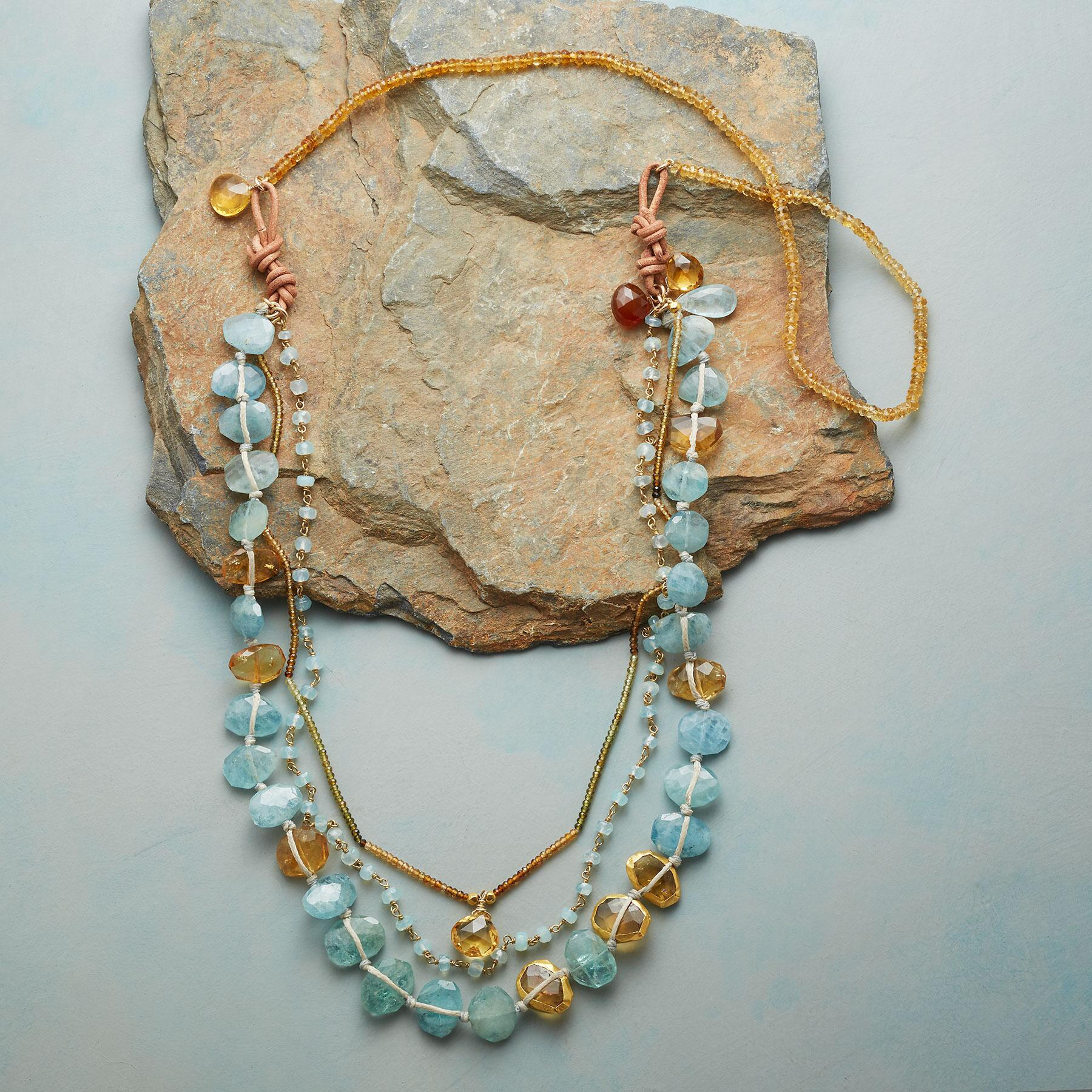 SHORELINE TREASURES NECKLACE: View 2