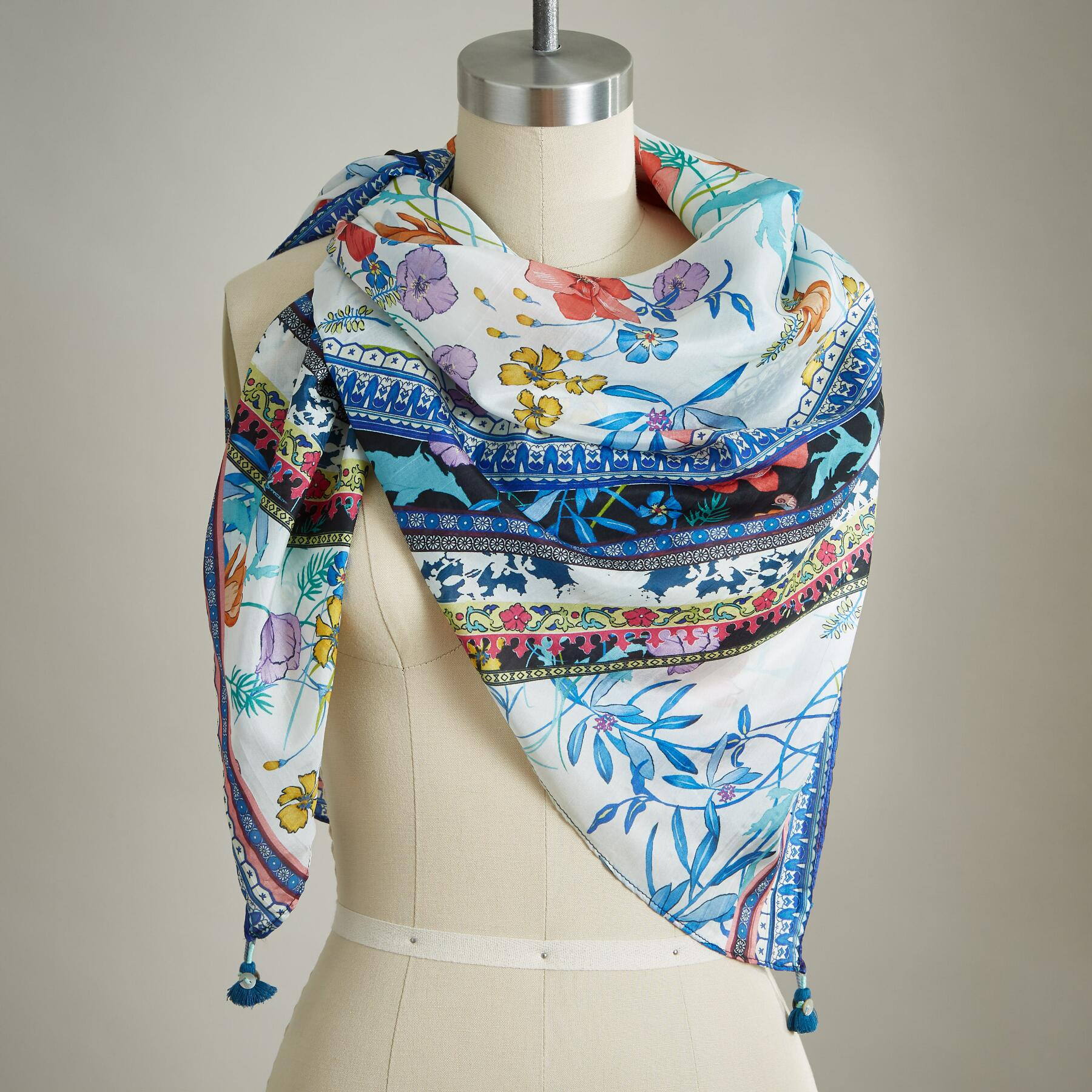 FLORIENNE SCARF: View 1