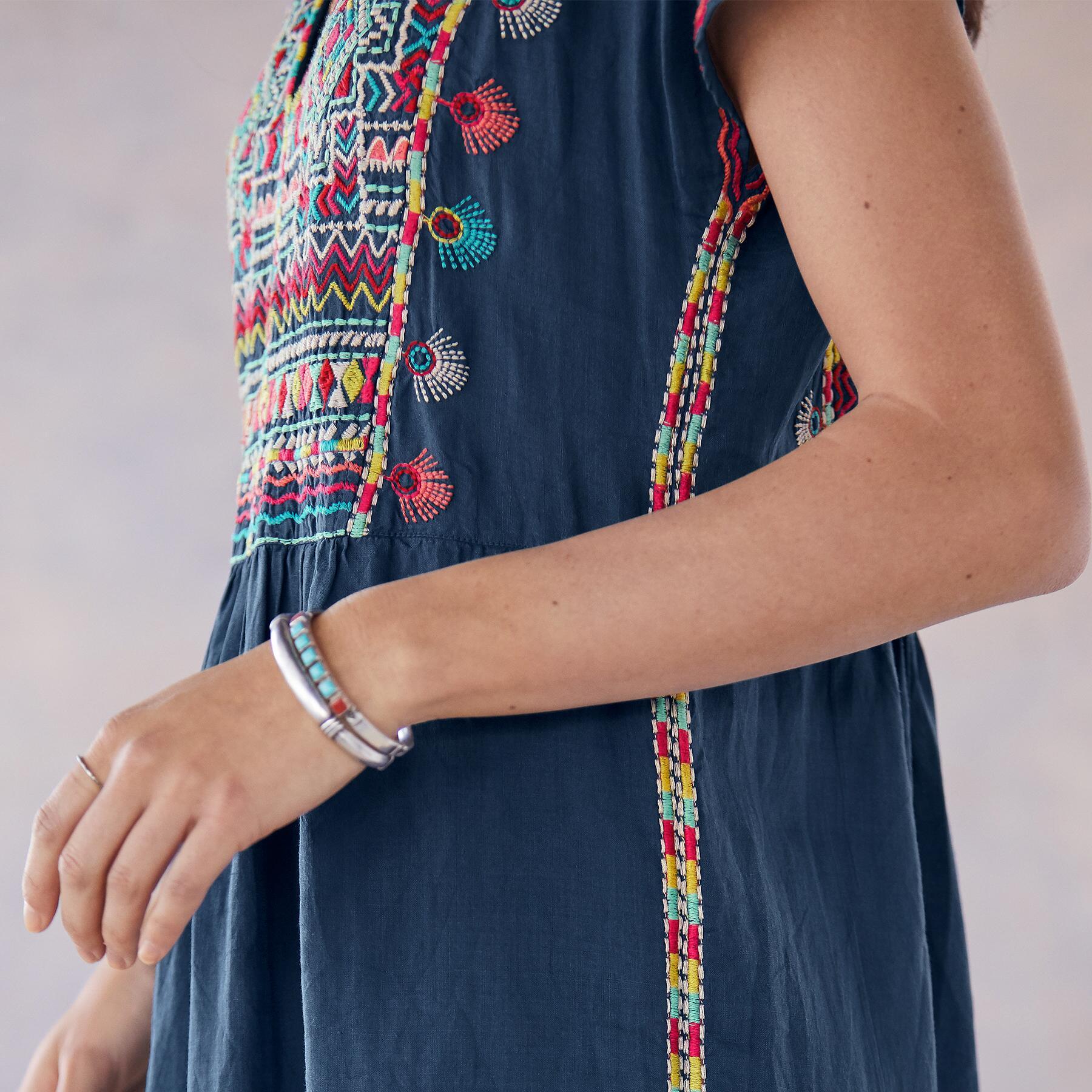 ANCESTRAL SKIES DRESS: View 4