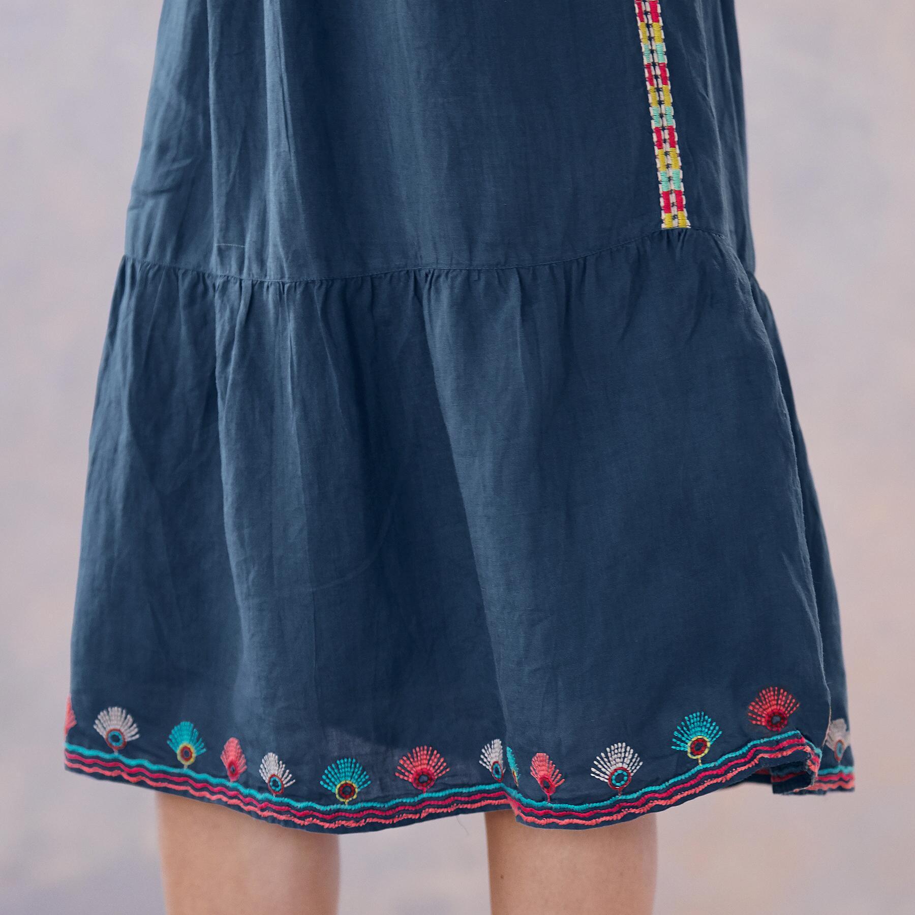 ANCESTRAL SKIES DRESS: View 5