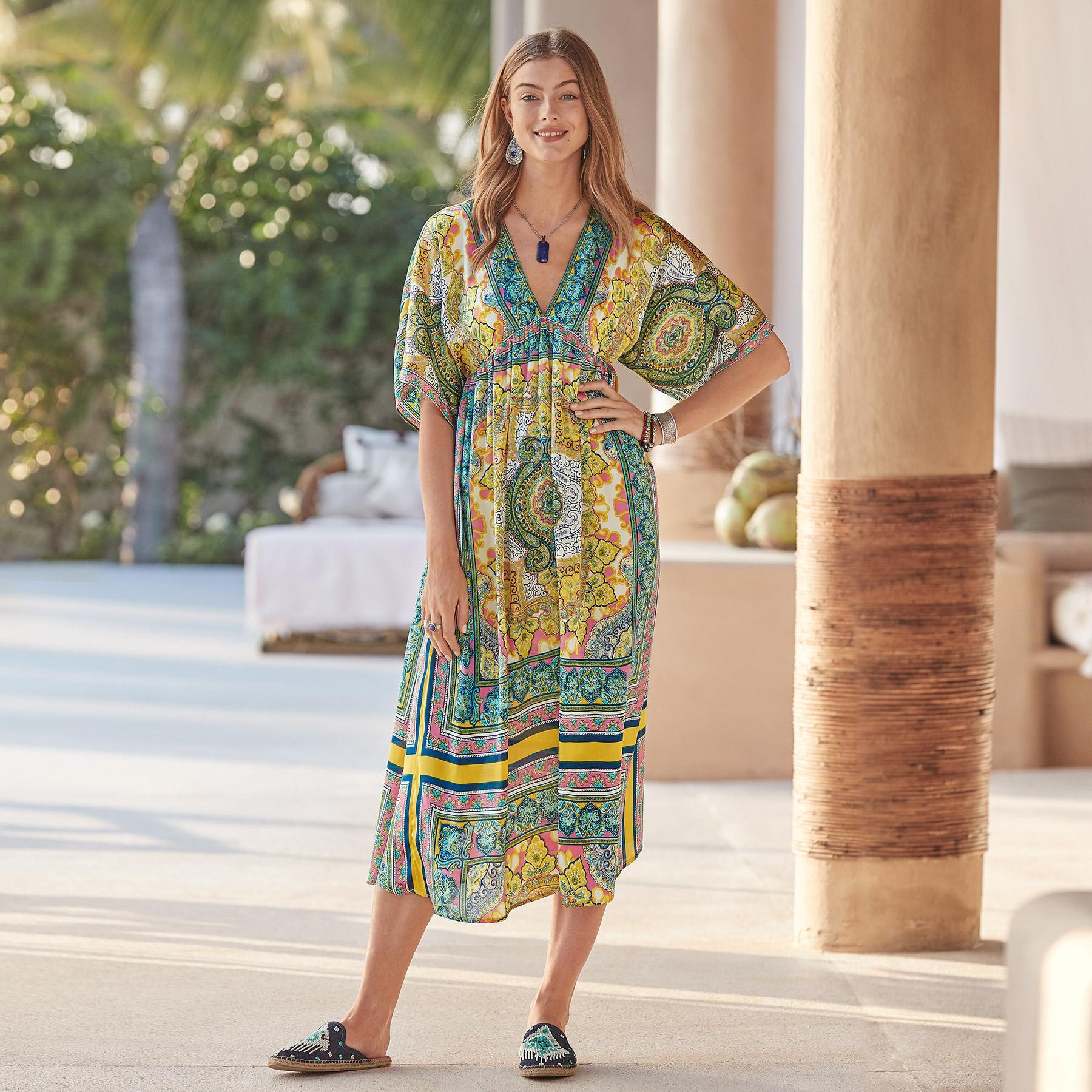 BELLA VERONA DRESS: View 2