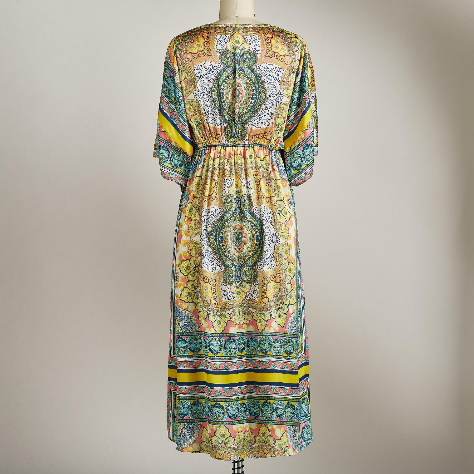 BELLA VERONA DRESS: View 3