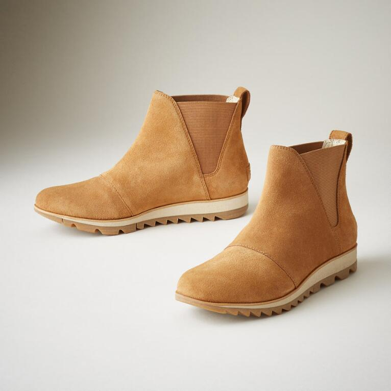 HARLOW CHELSEA BOOTS