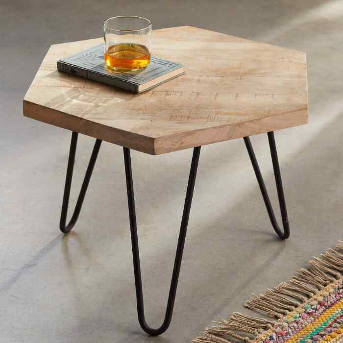 CALLAWAY SIDE TABLE