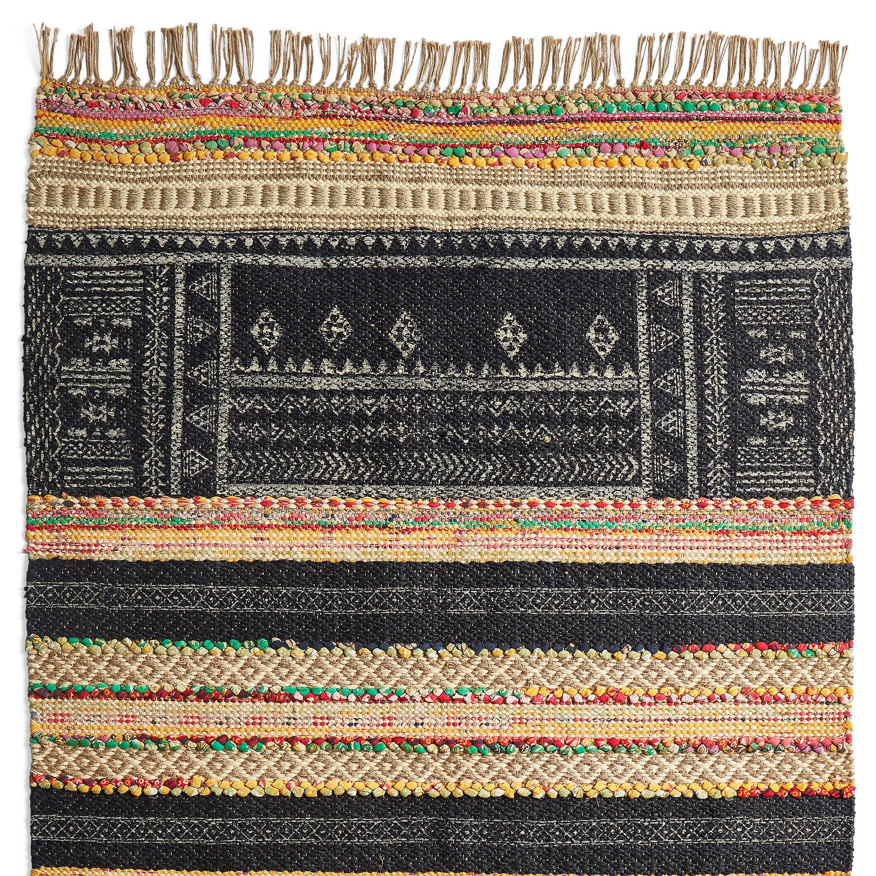 Zola Dhurrie Rug from Sundance Catalog - Sundance Catalog Home Decor + A Few of My Artisan Favorite Things!