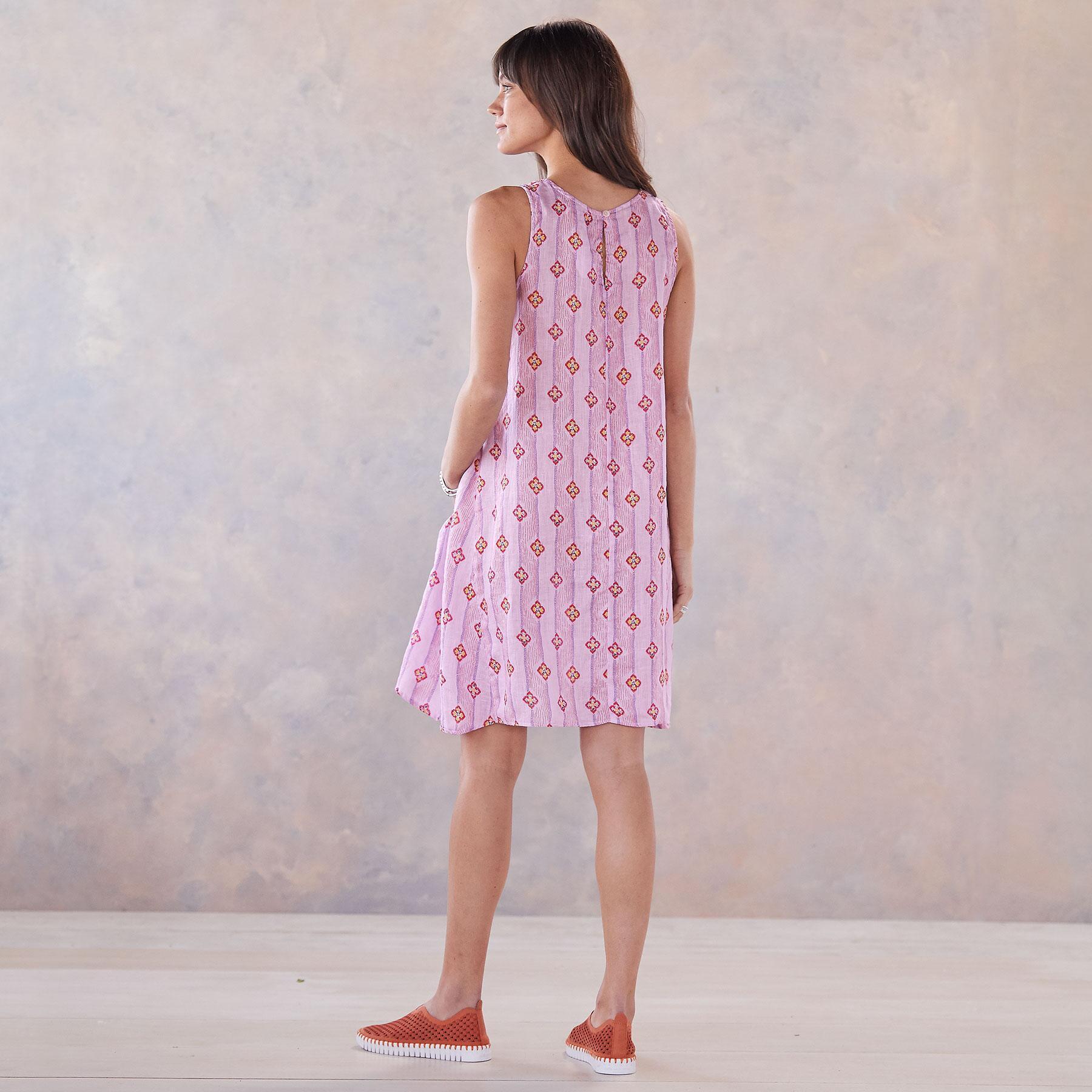 JOSEPHINE TANK DRESS: View 2