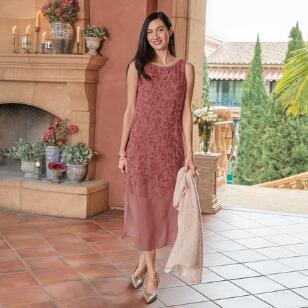 COCO GLAMOUR DRESS