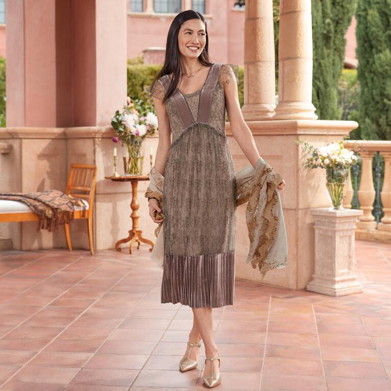 ELLINGTON DRESS - PETITES