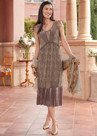 1830031339fb Women's Long Dresses | Robert Redford's Sundance Catalog
