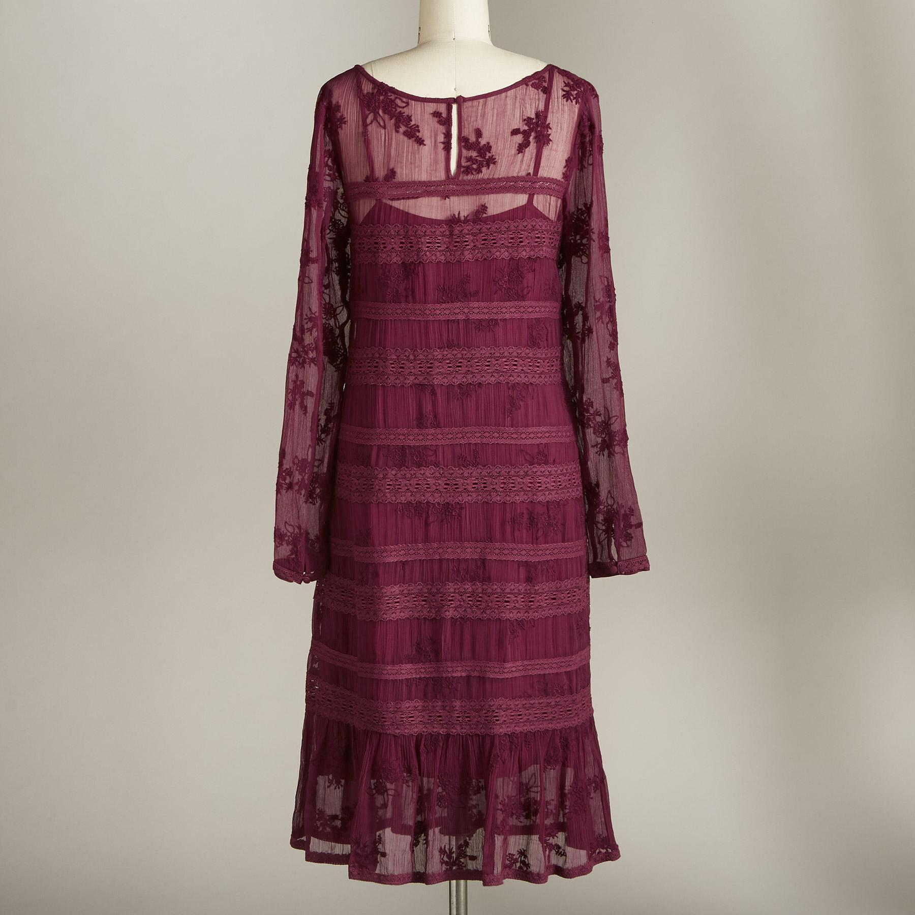 POIRET DRESS - PETITES: View 2