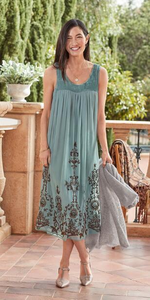 MYSTIC BEAUTY DRESS
