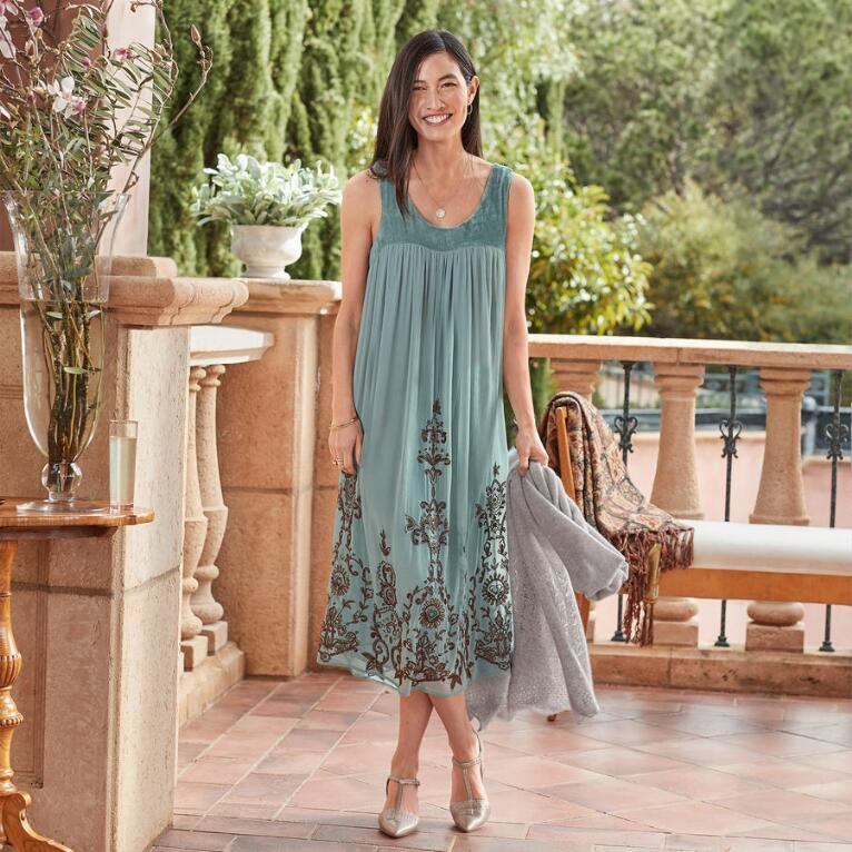 MYSTIC BEAUTY DRESS - PETITES