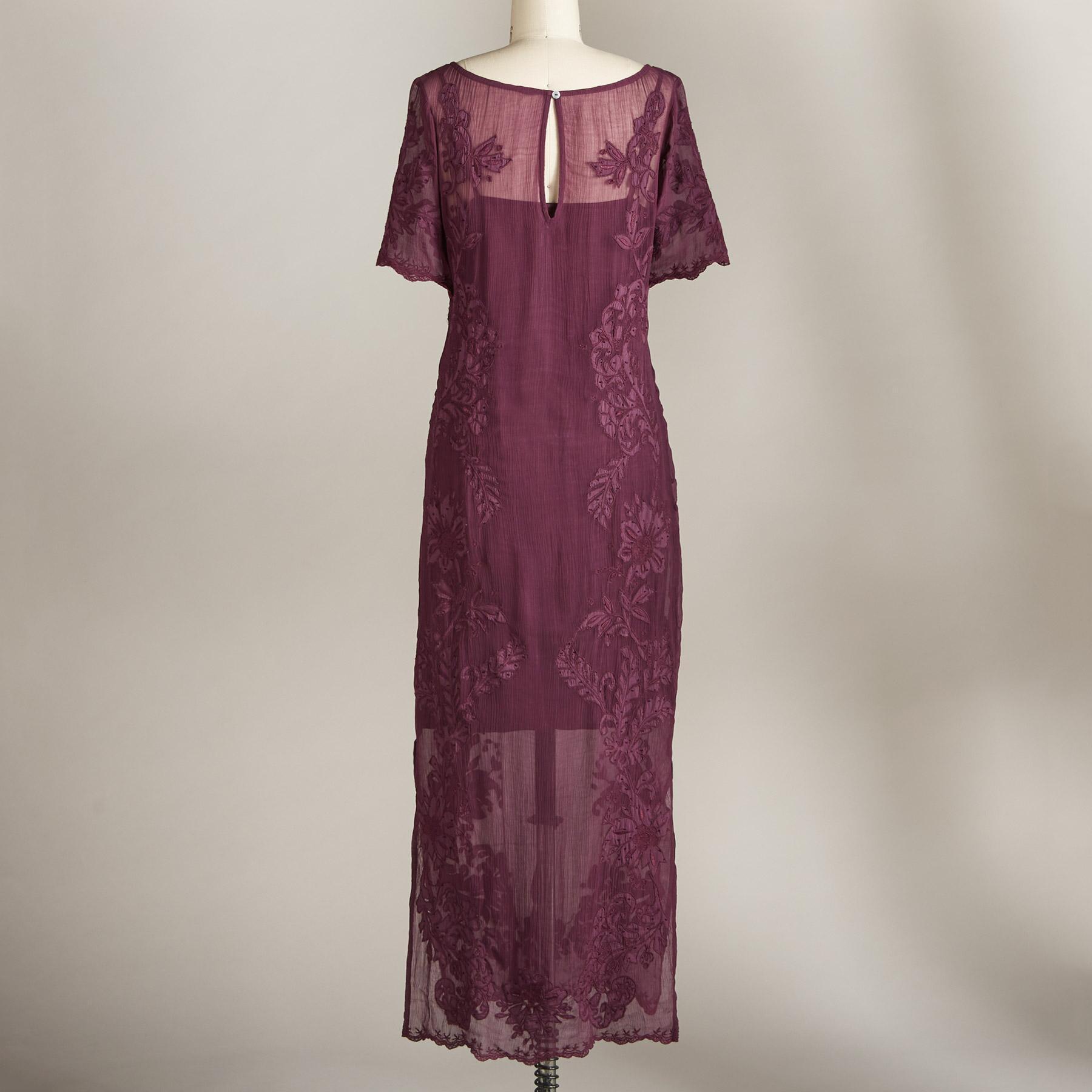 THE DIVINE MS. BROOKS DRESS: View 2