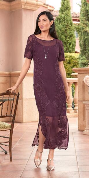 THE DIVINE MS. BROOKS DRESS