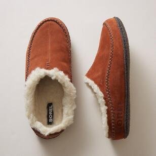 NEW FALCON RIDGE SLIPPERS BY SOREL®
