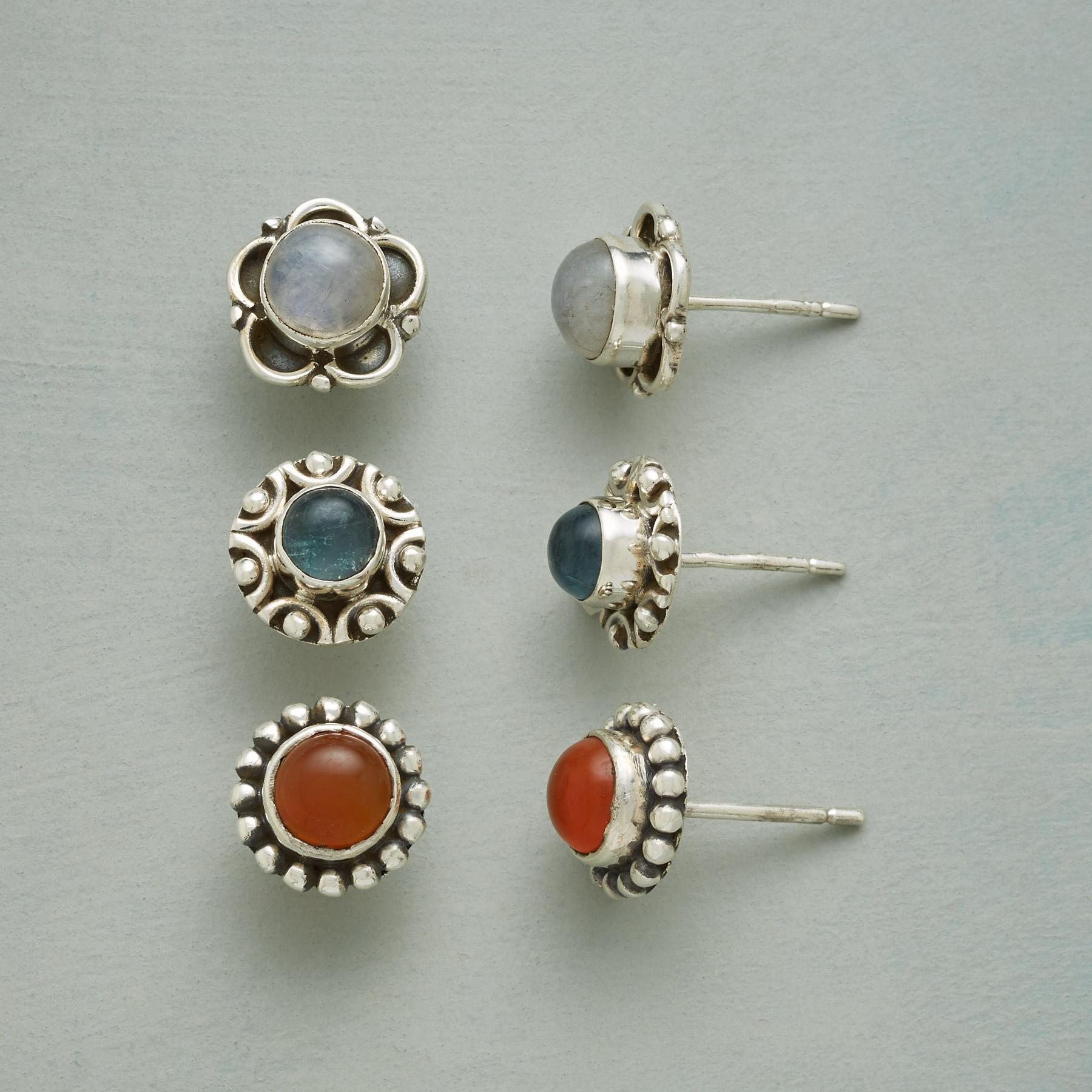DAY'S END EARRING TRIO: View 1