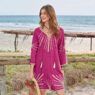 ORCHARD SUNLIGHT DRESS