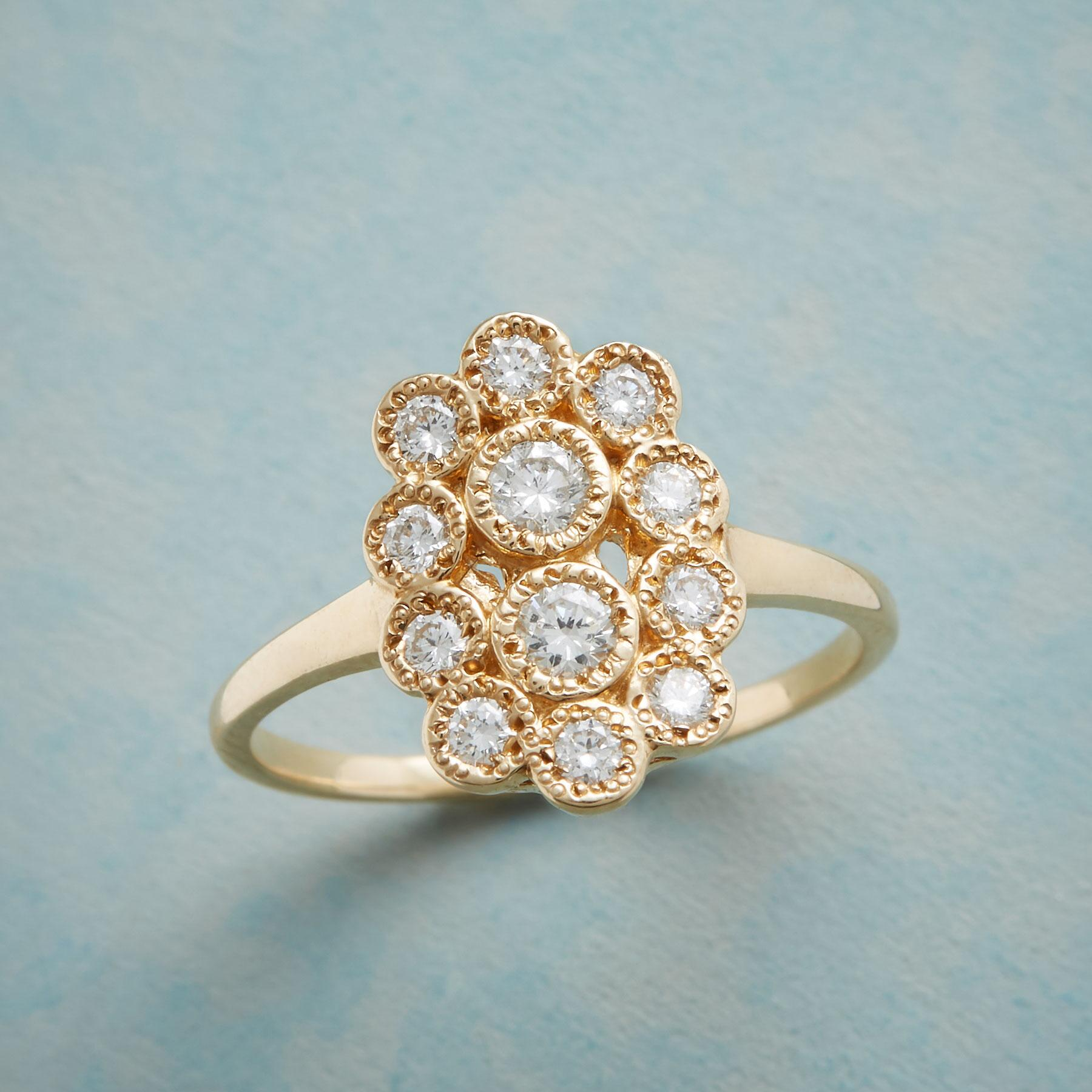 VICTORIA DIAMOND RING: View 1