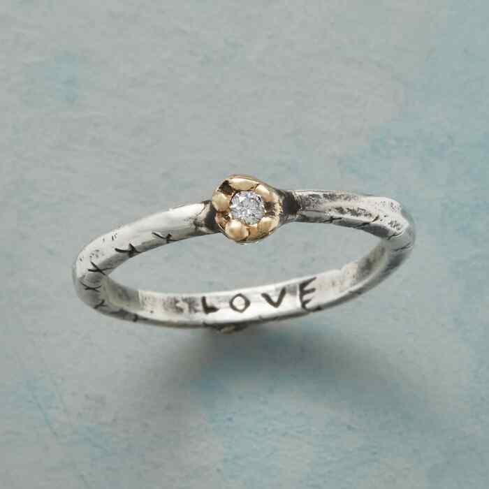 LOVING DIAMOND RING
